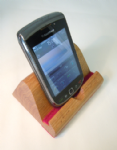 iPad mini, tablet or smartphone stand - RED lined